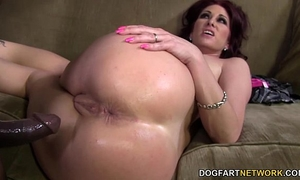 Tiffany mynx likes anal with large dark pecker