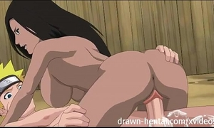 Naruto anime - street sex