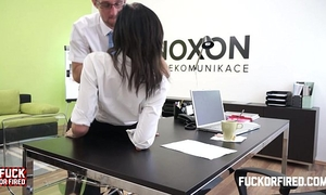 Assfucking my Married slut in my office