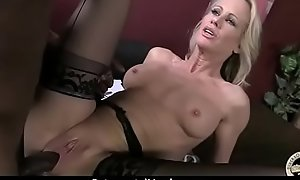 Teen fucked by a huge black cock 27