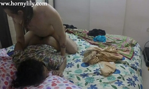 Indian sex maid screwed by her taskmaster