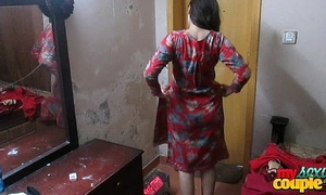 Indian BBC slut sonia in shalwar suir disrobes exposed hardcore xxx fuck