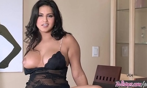 Twistys - black and dangerous - sunny leone